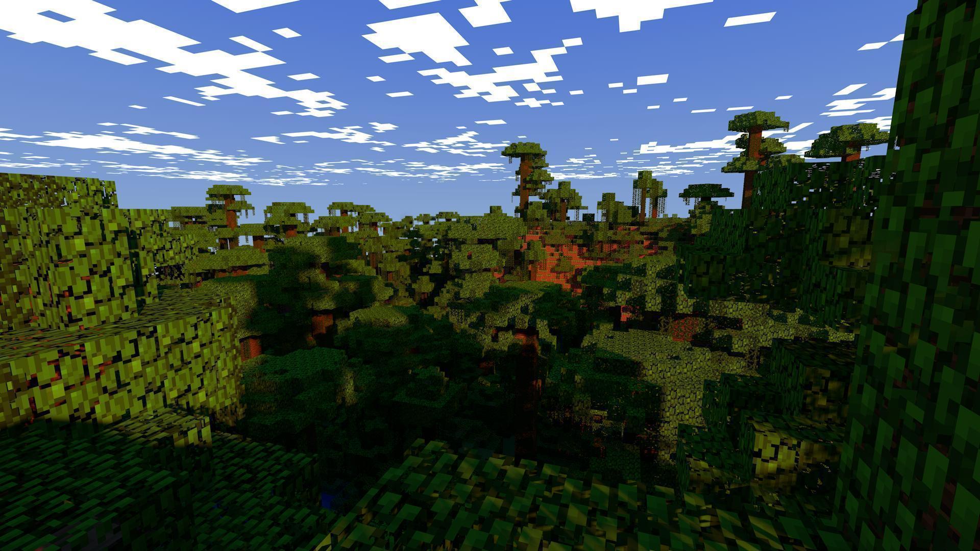 minecraft island wallpaper 1080p - photo #10