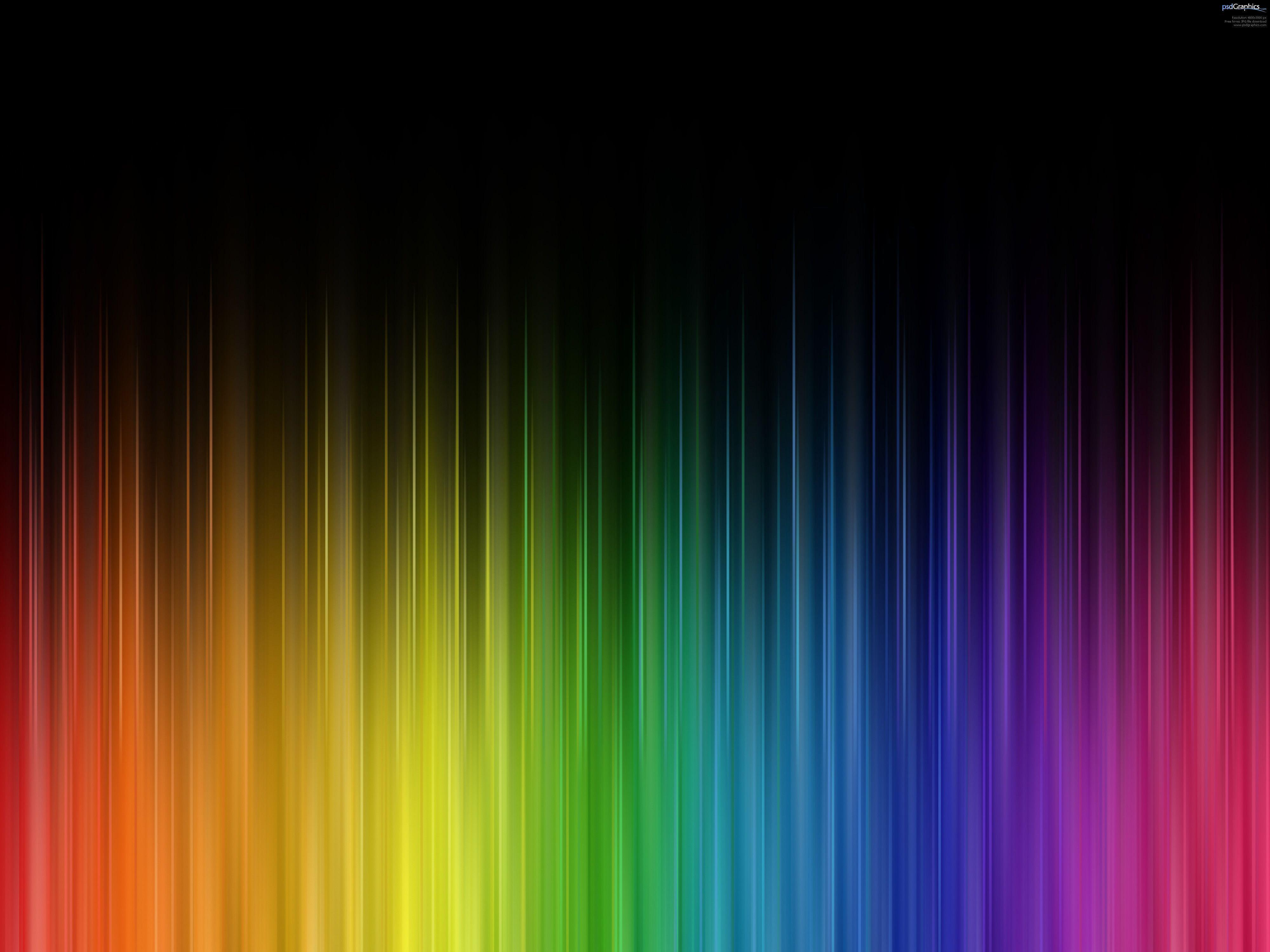 cool rainbow backgrounds wallpapers - photo #12