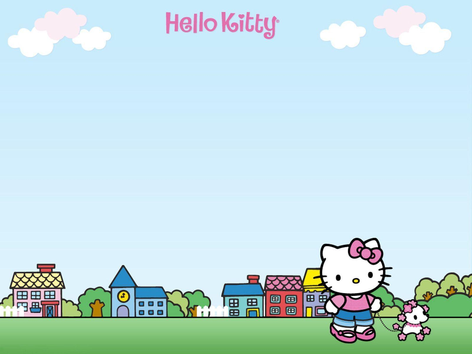 Free Hello Kitty Wallpaper For Laptop 36408 Wallpaper | wallpicsize.