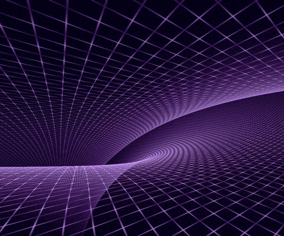 Violet Space Mt abstract wallpapers for Apple iPhone 4S 16GB
