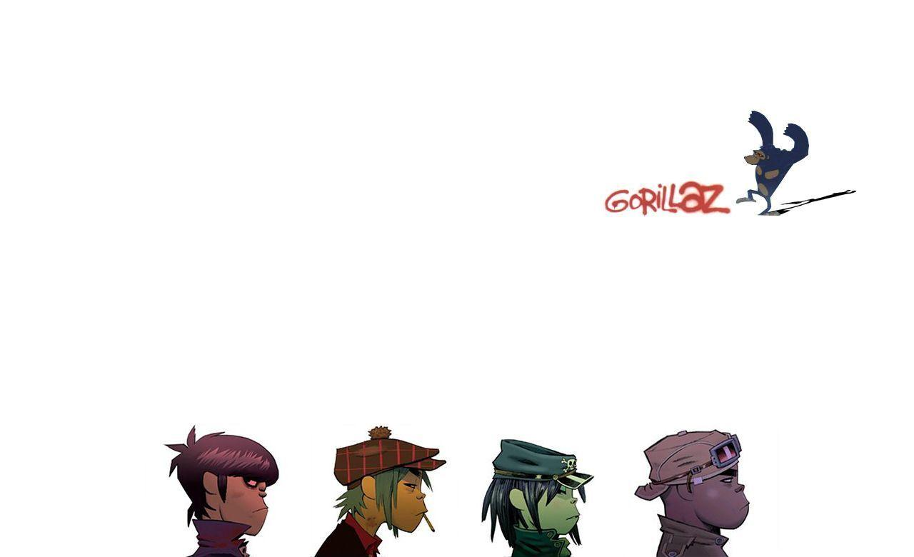 Gorillaz Wallpaper Gorillaz Wallpapers HD...