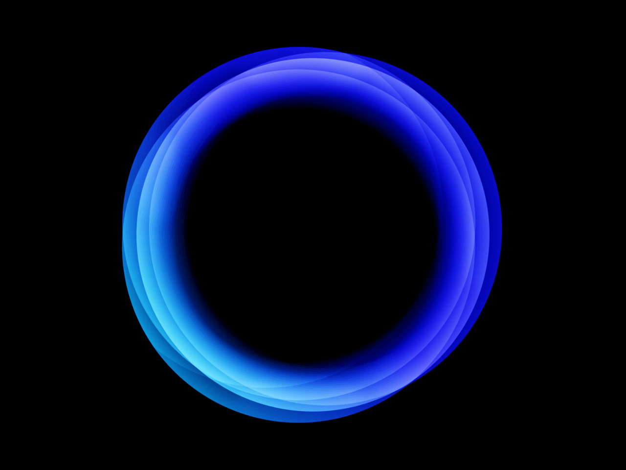 Blue Circle Wallpapers - Wallpaper Cave