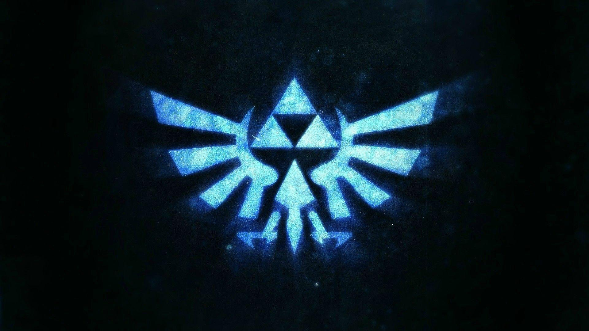 Gaming wallpapers games triforce
