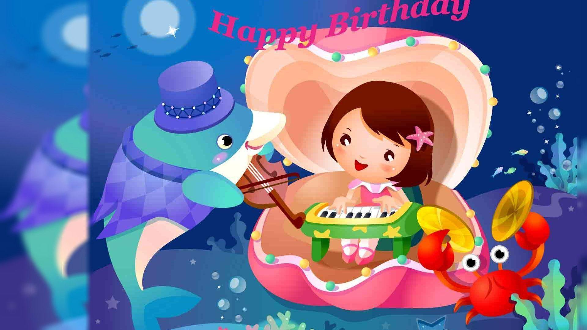Happy Birthday Wallpapers Free Wallpaper Cave