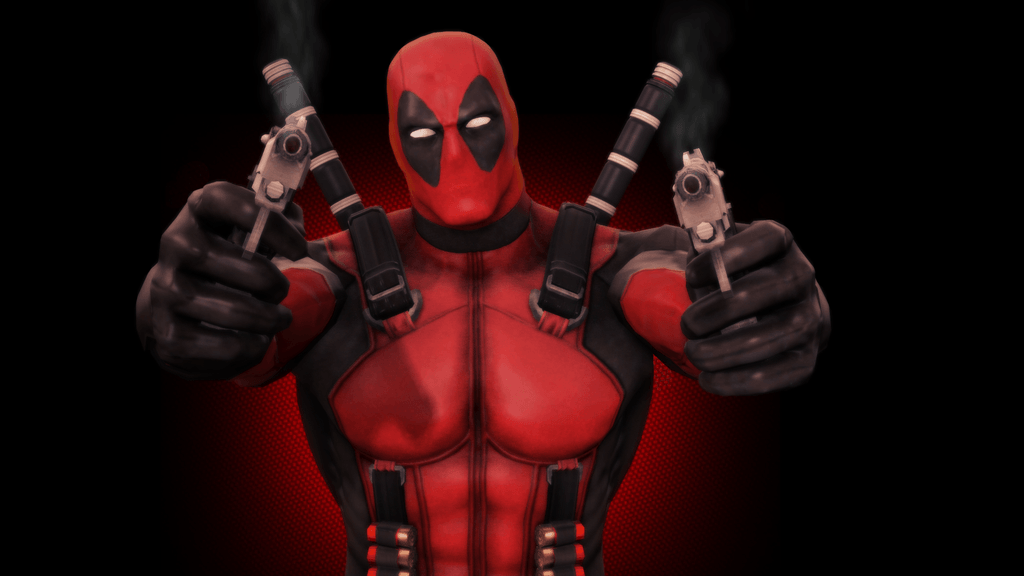 deadpool vs movie deadpool-#35