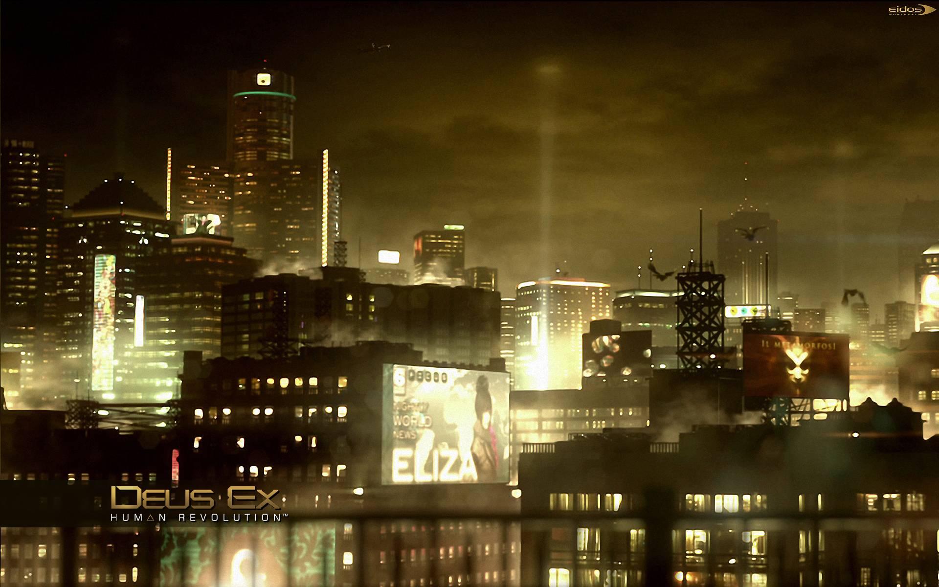 SQUARE ENIX Deus Ex Human Revolution PS3 Game
