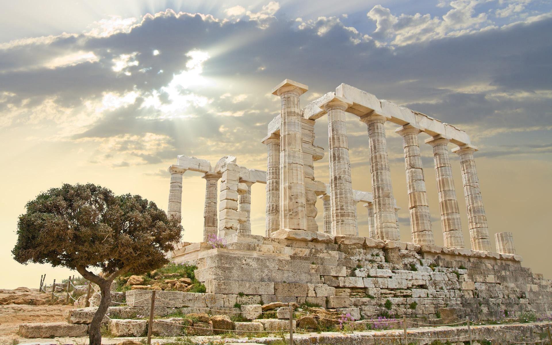ancient greek wallpapers wallpaper cave
