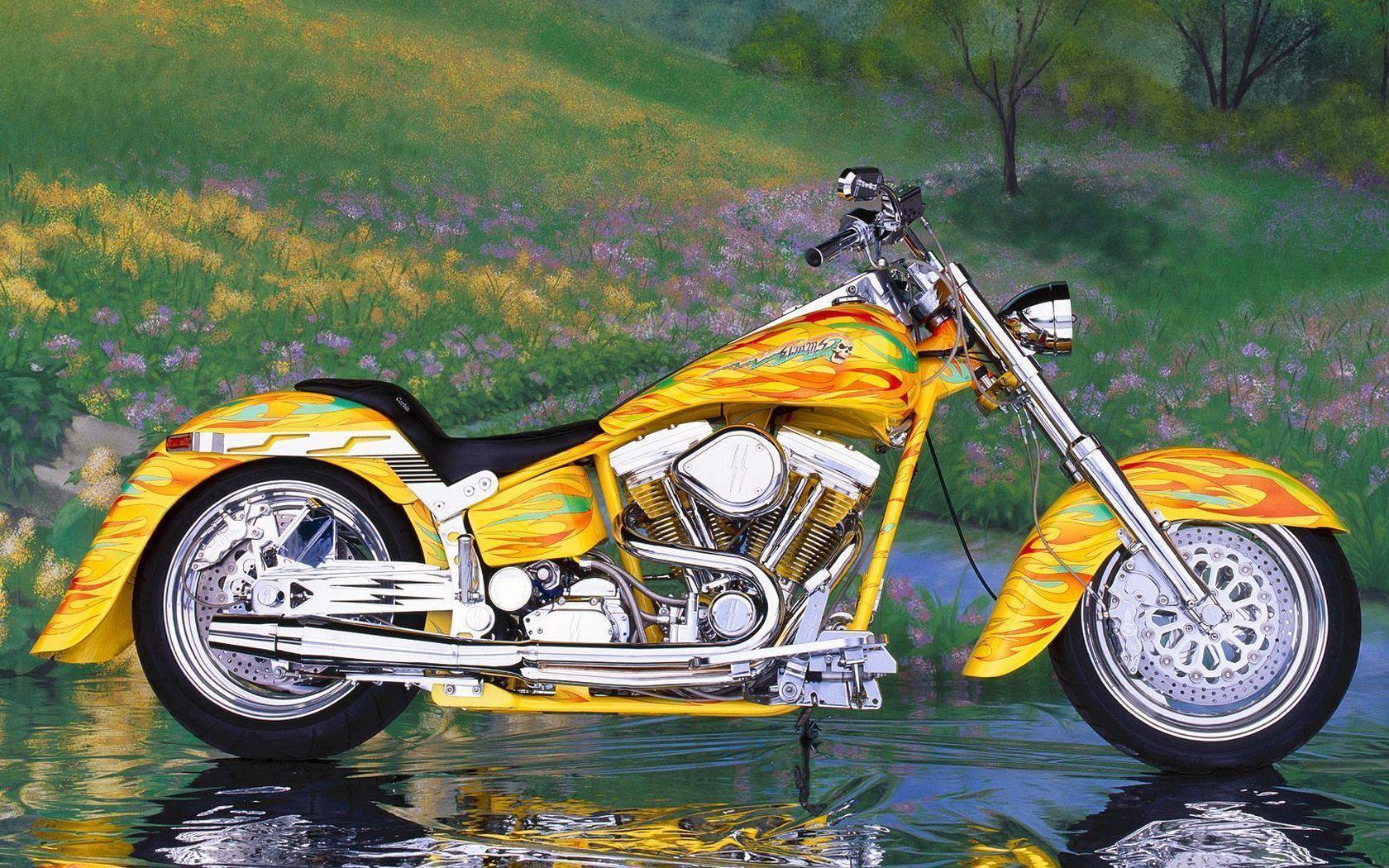 Harley Davidson Motorcycles Wallpapers - Wallpaper Cave
