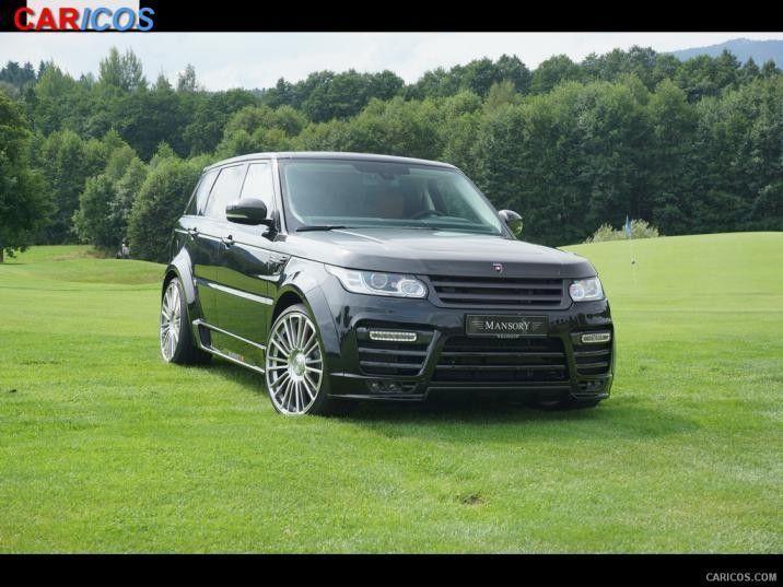 Range Rover Sport Black Wallpaper: Range Rover Sport 2015 Wallpapers