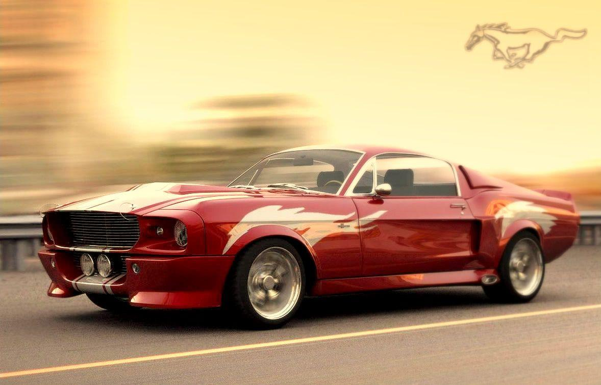 Animals For > 1967 Mustang Shelby Gt500 Wallpapers