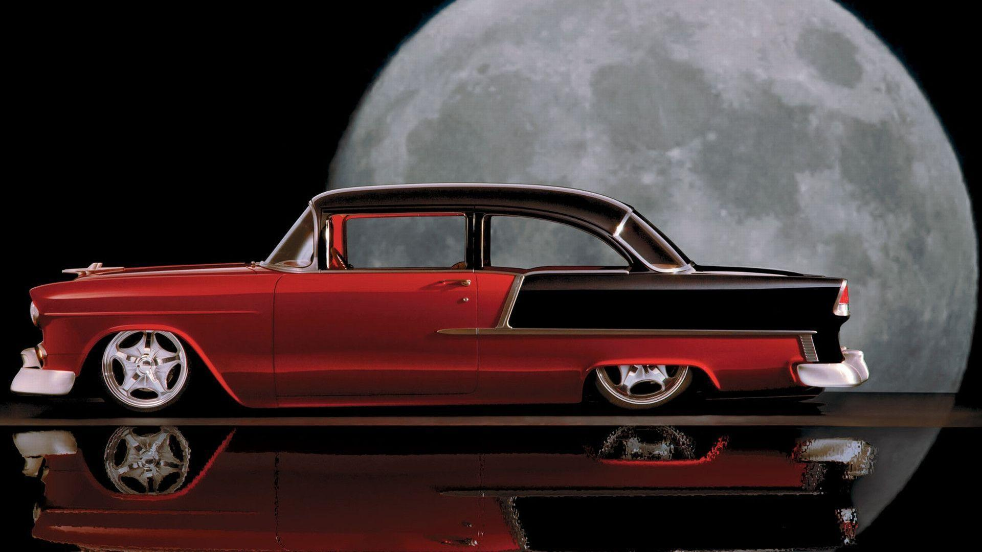 57 Chevy Wallpapers - Wallpaper Cave