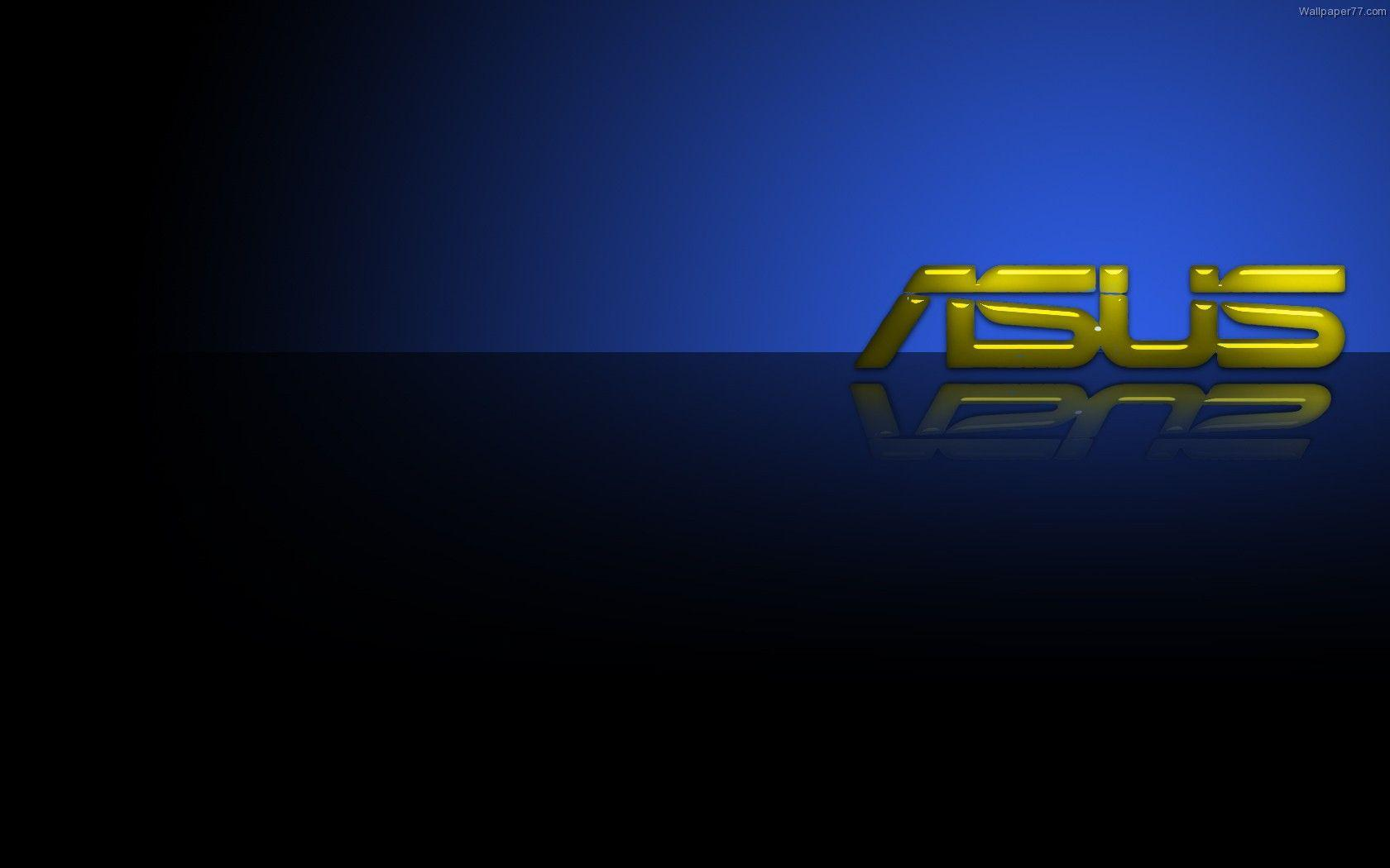 Asus Logo Yellow Wallpapers Wallpapers