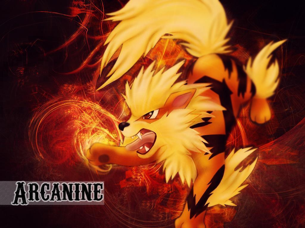 Arcanine Wallpapers - Wallpaper Cave