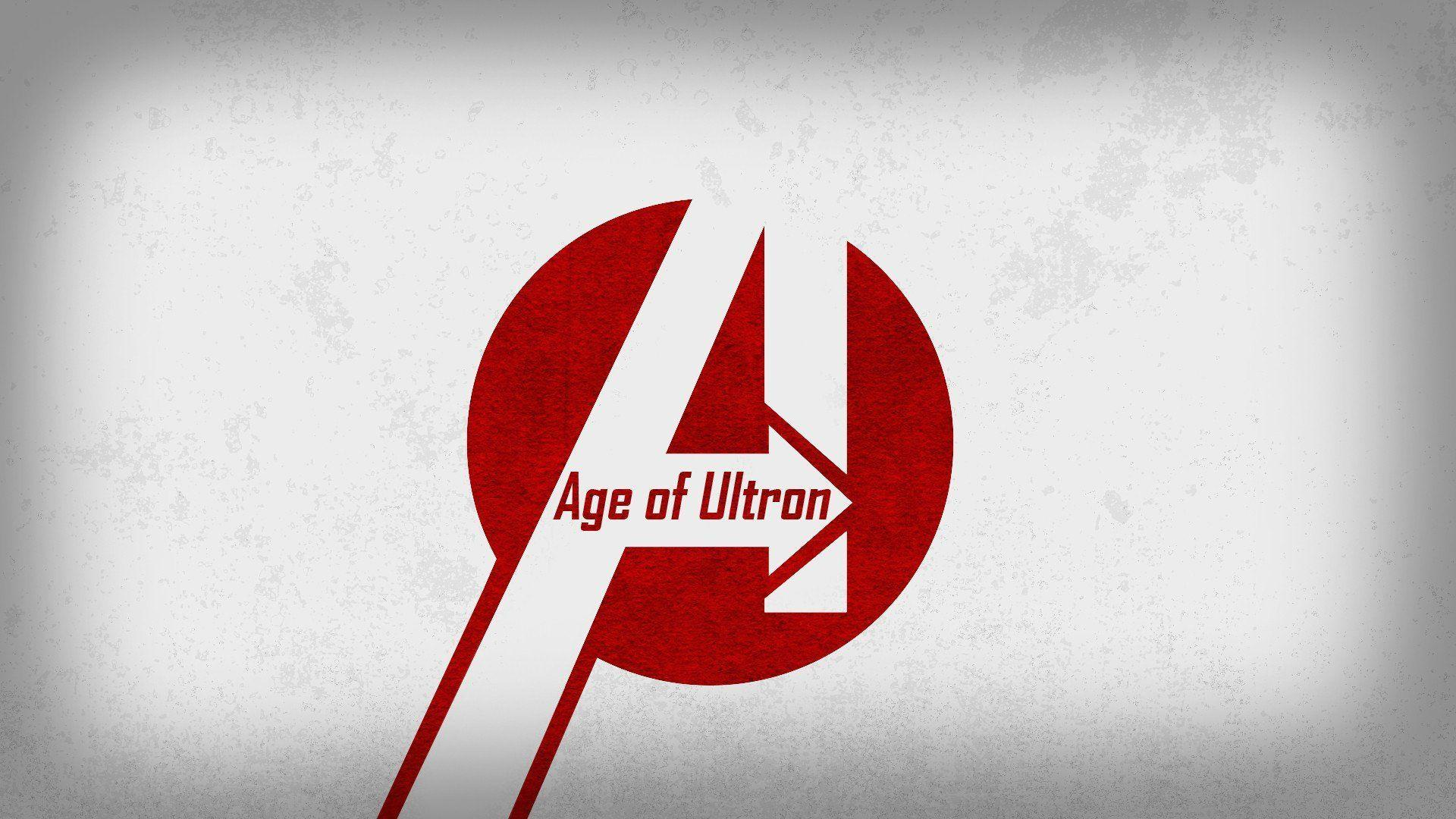 Avengers Marvel Age of Ultron Logo wallpapers
