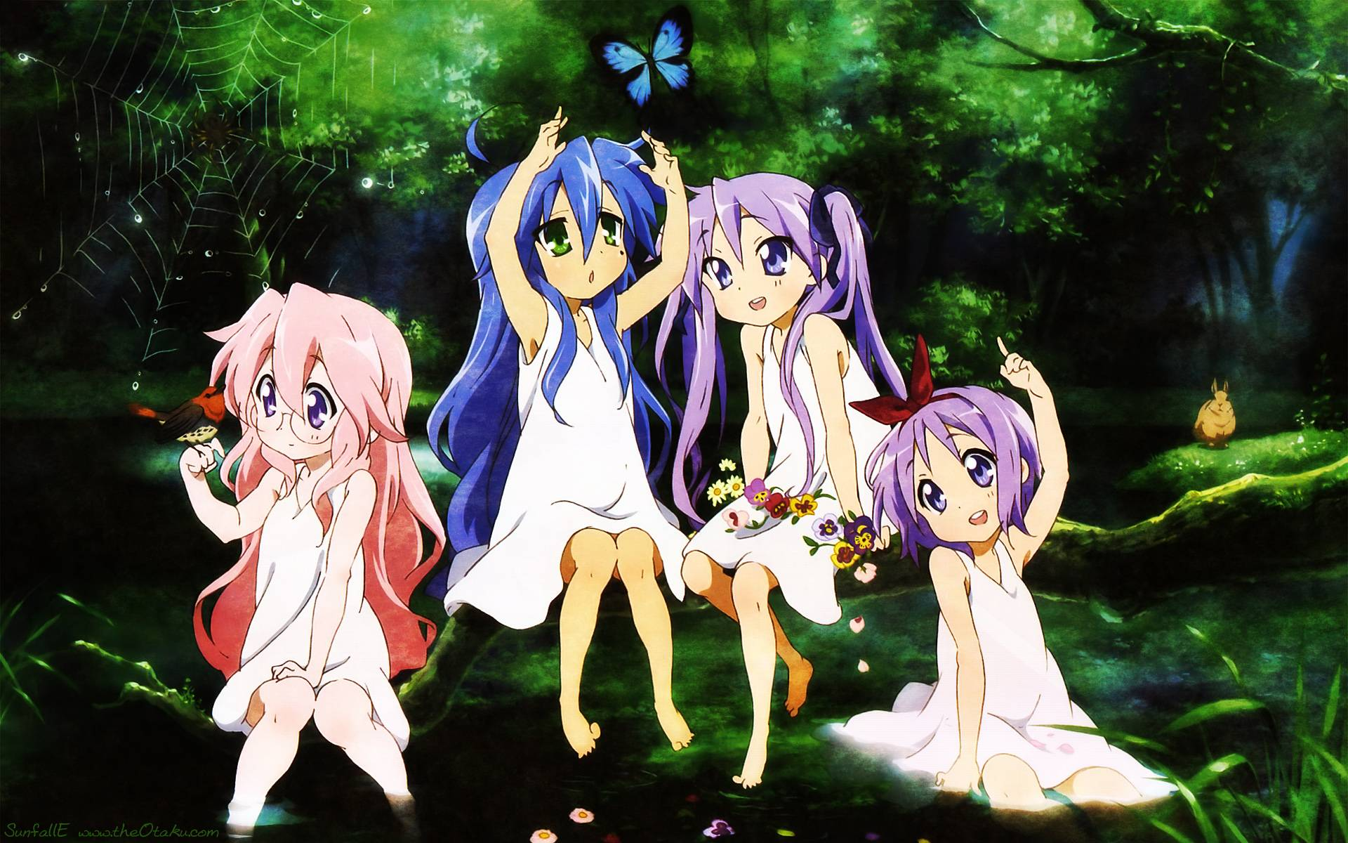 Lucky Star Wallpapers - Wallpaper Cave