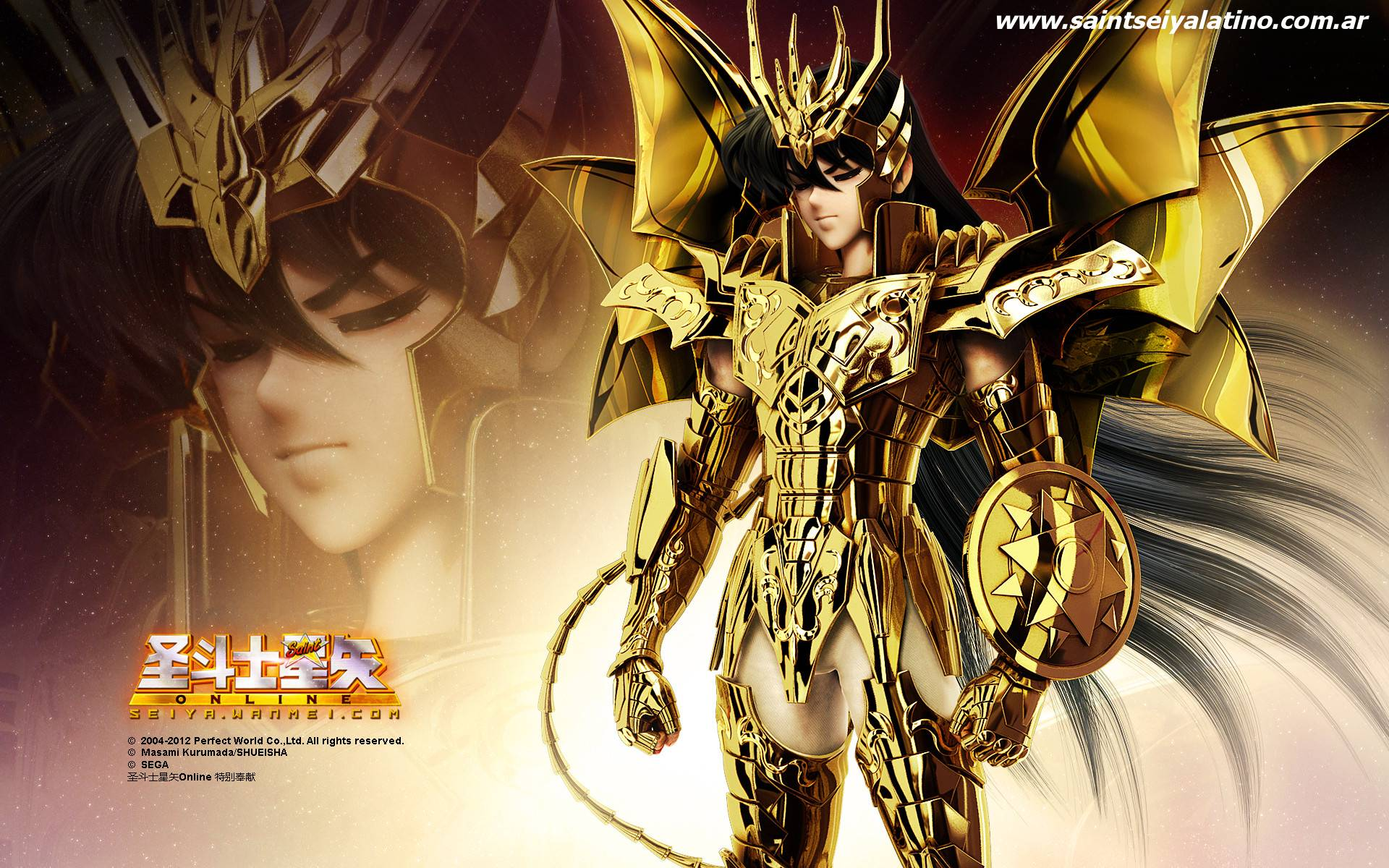 Saint Seiya Wallpapers - Wallpaper Cave