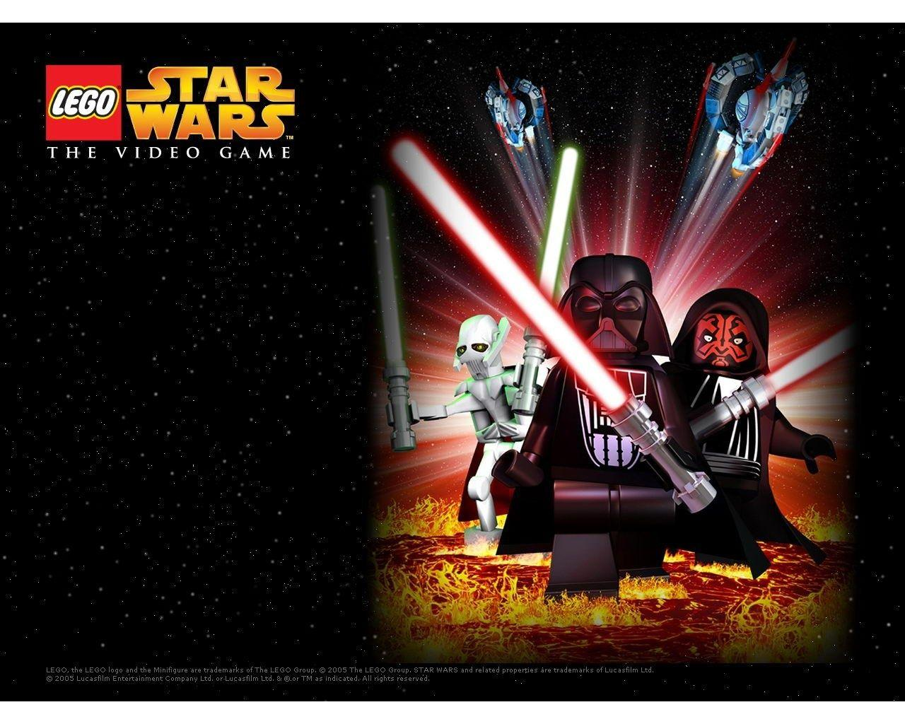 Lego Star Wars Wallpapers - Wallpaper Cave