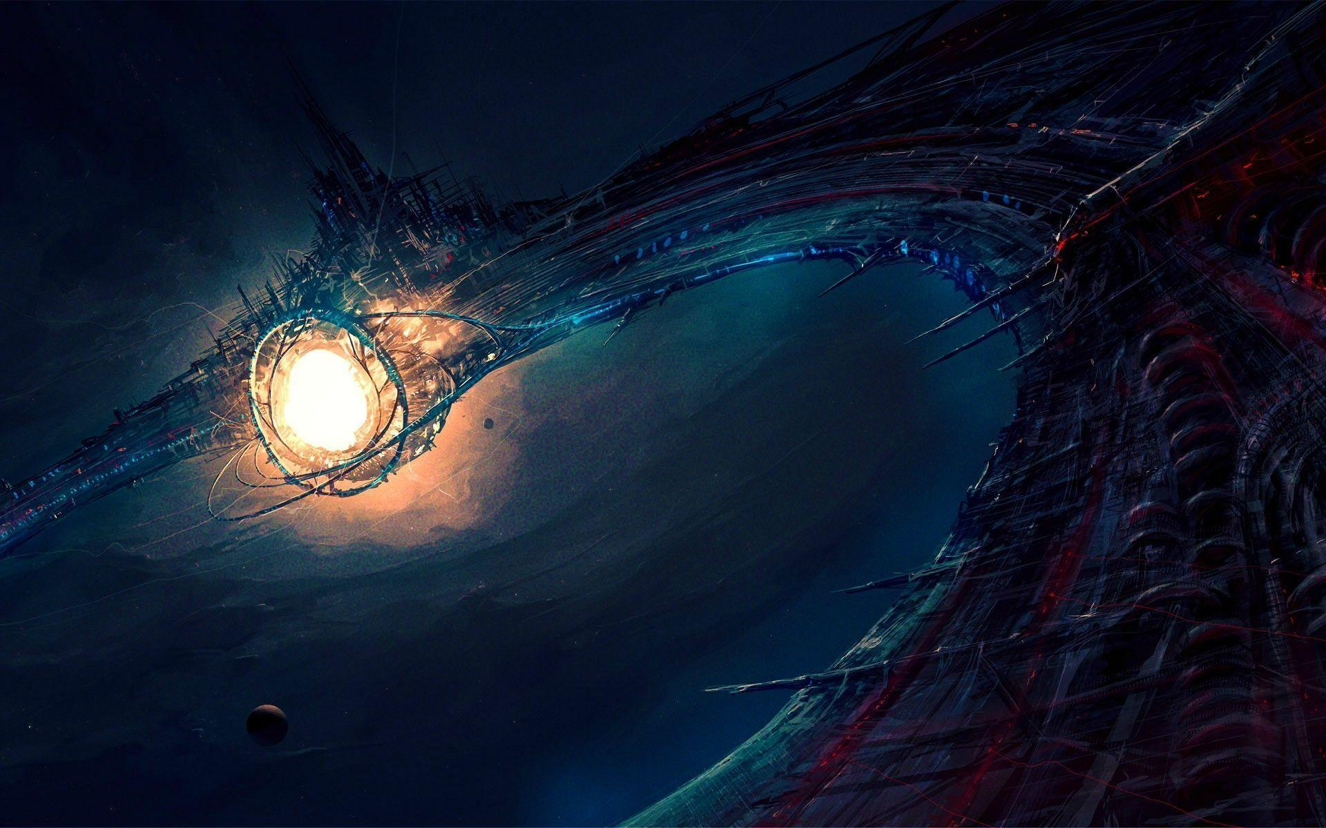 Space Fantasy Wallpapers - Wallpaper Cave