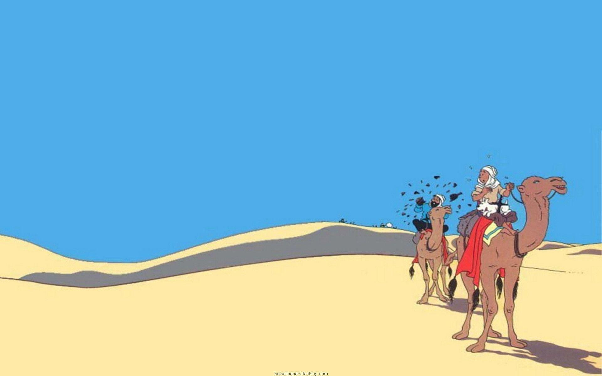tintin and snowy wallpaper - photo #1