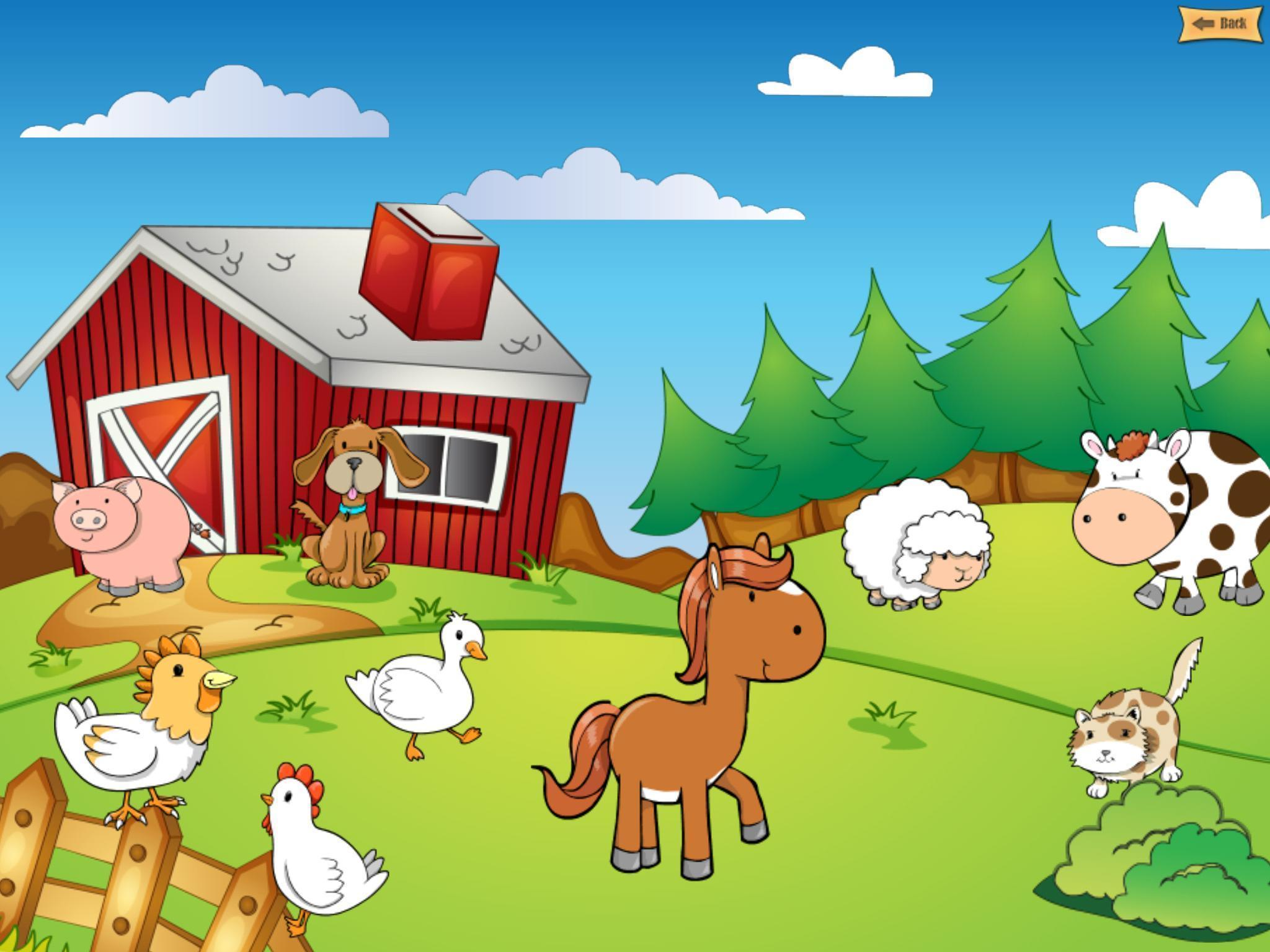 Farm Animals Wallpapers - Wallpaper Cave