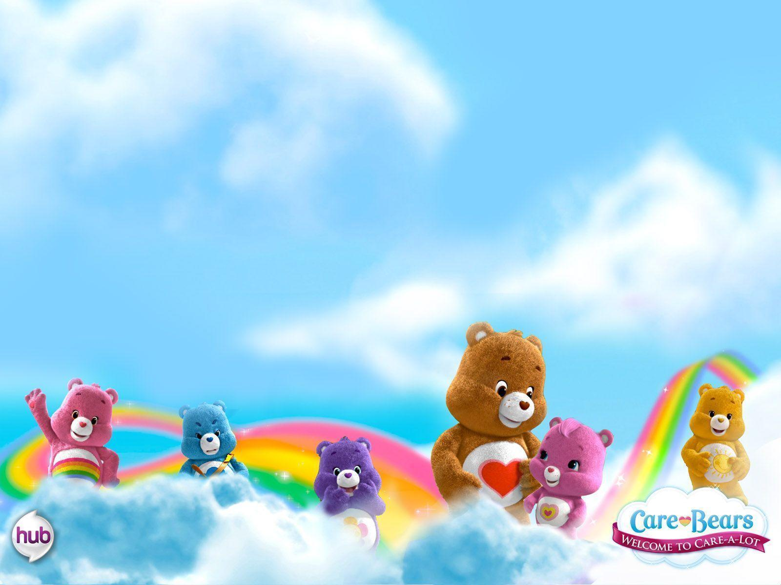 Care Bears Wallpapers Wallpaper Cave