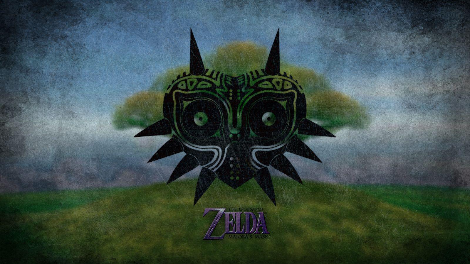 Deviantart More Like Legend Of Zelda Majora S Mask Wallpaper By