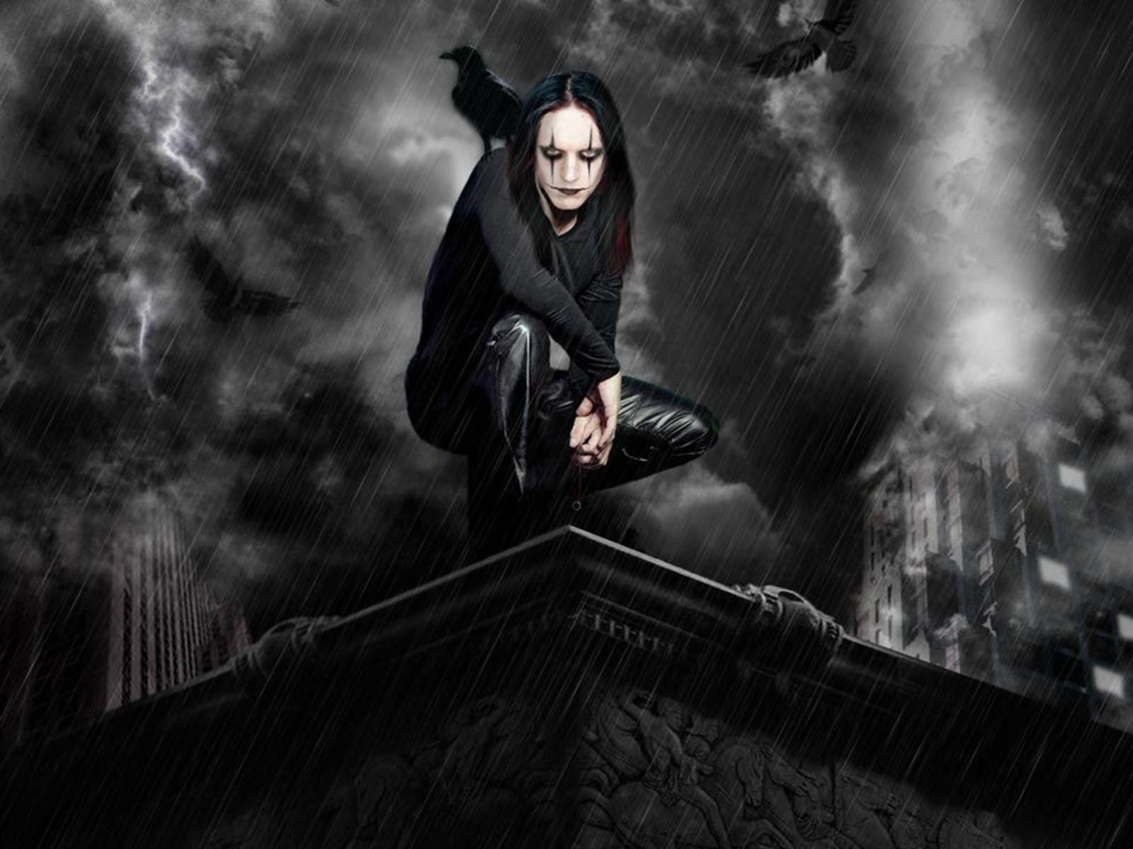 free gothic desktop wallpaper coolstyle