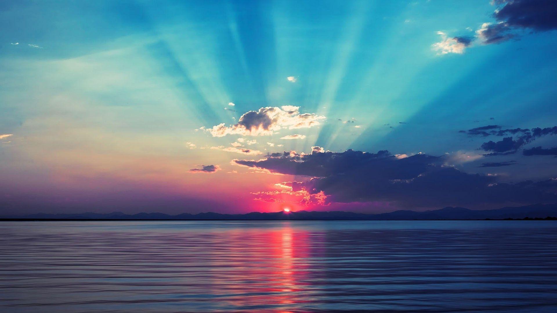 Sunrise Sky Wallpaper Hd Widescreen 11 HD Wallpapers | Eakai.
