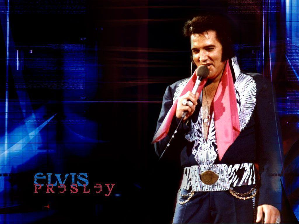 Available Resolutions For This Elvis Presley Wallpapers 1024x768