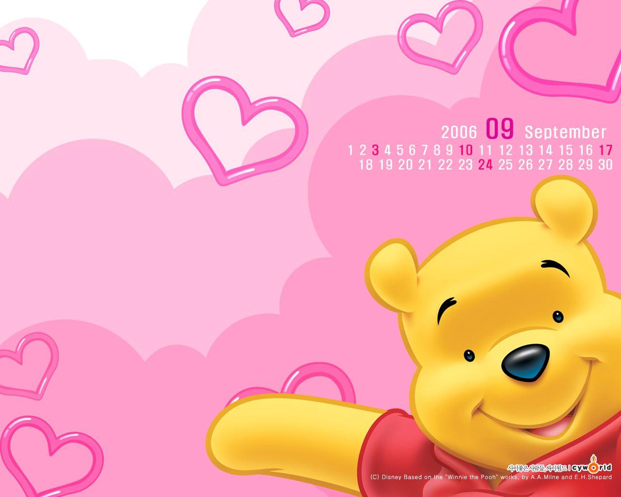 pooh wallpapers winnie the - photo #17