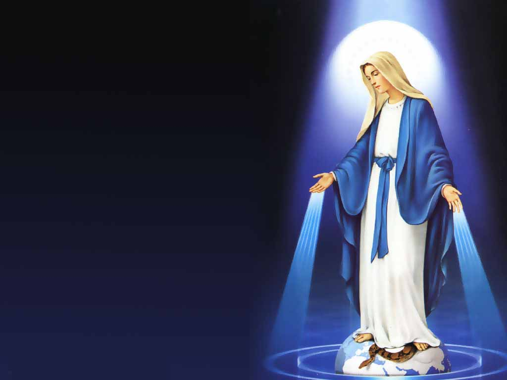 Mary Mother Of God Wallpapers