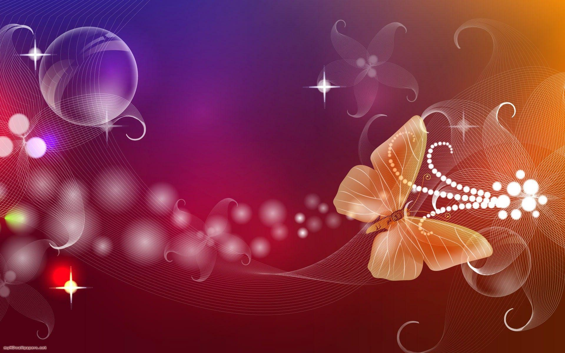 3D Butterfly Wallpapers - Wallpaper Cave