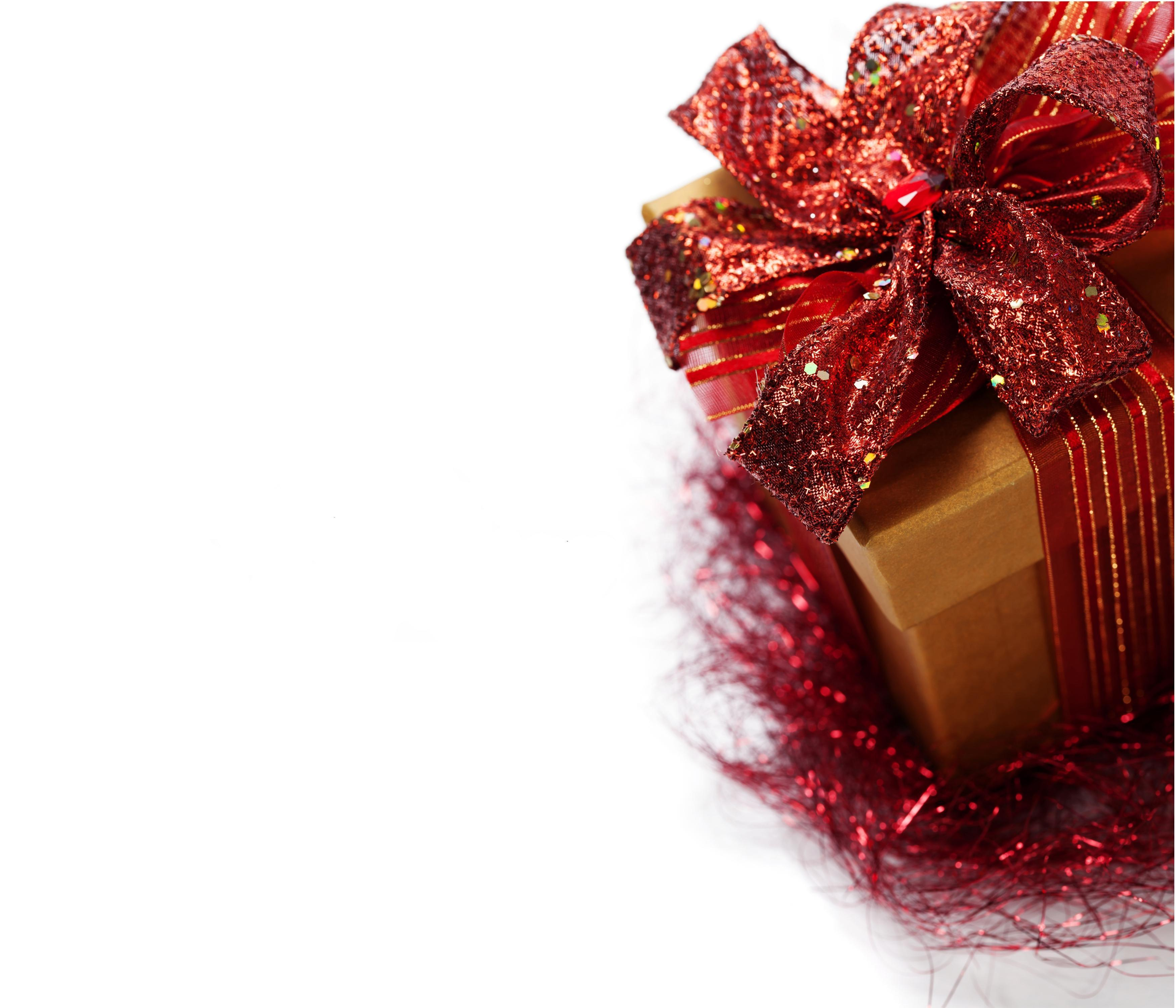 Christmas Gift Background: Christmas Present Wallpapers