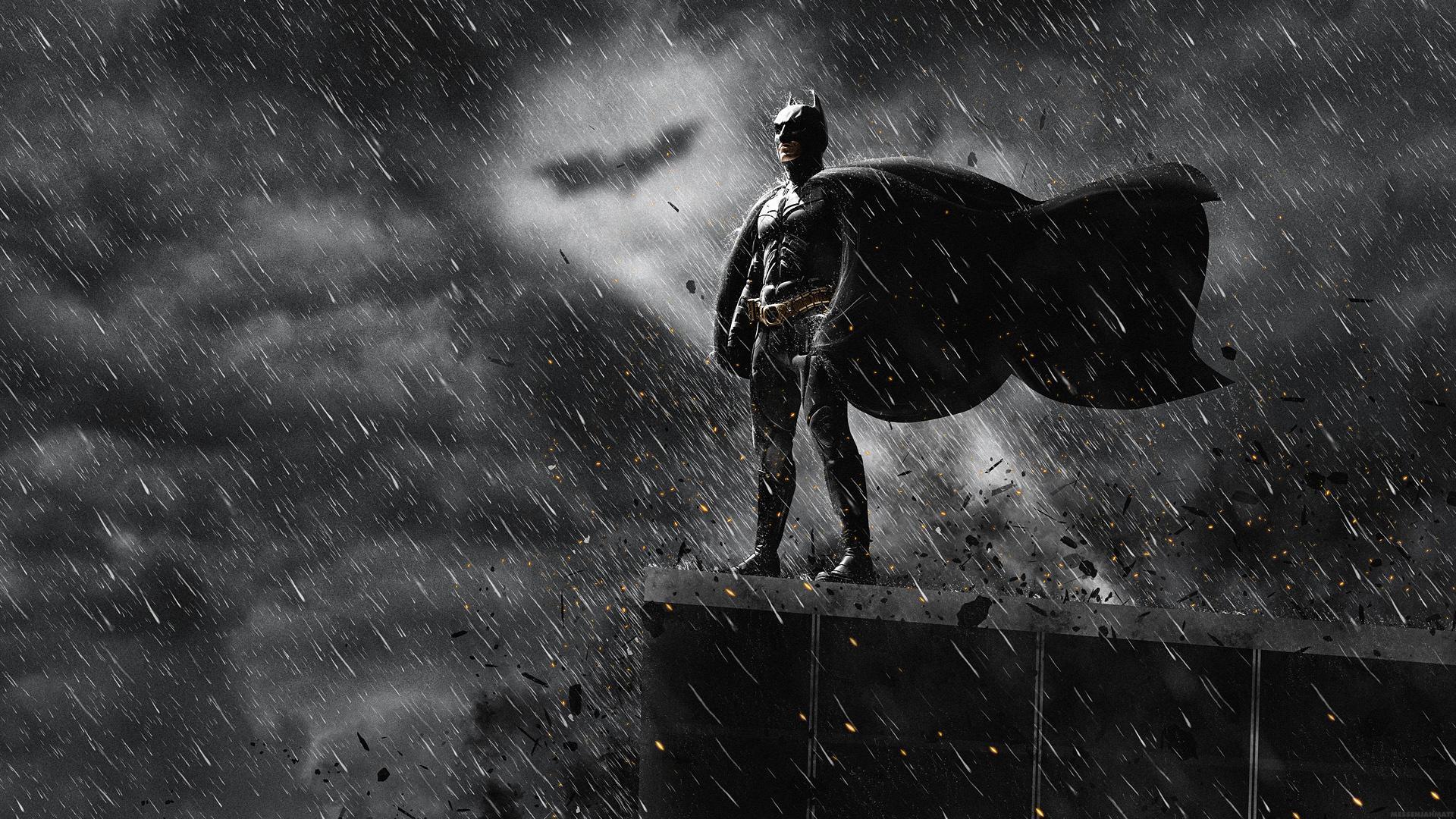 Batman The Dark Knight Rises Wallpapers - 473.4KB