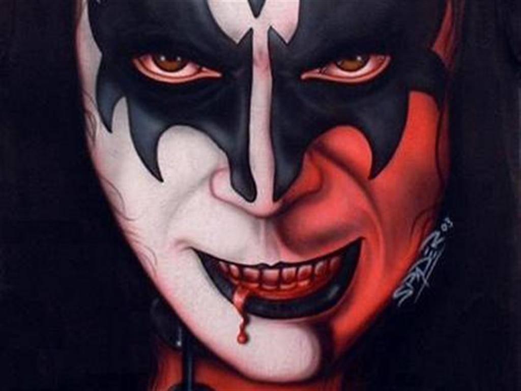 Image Gene Simmons Kiss Wallpaper by Sandokanmx.jpg Classic ...