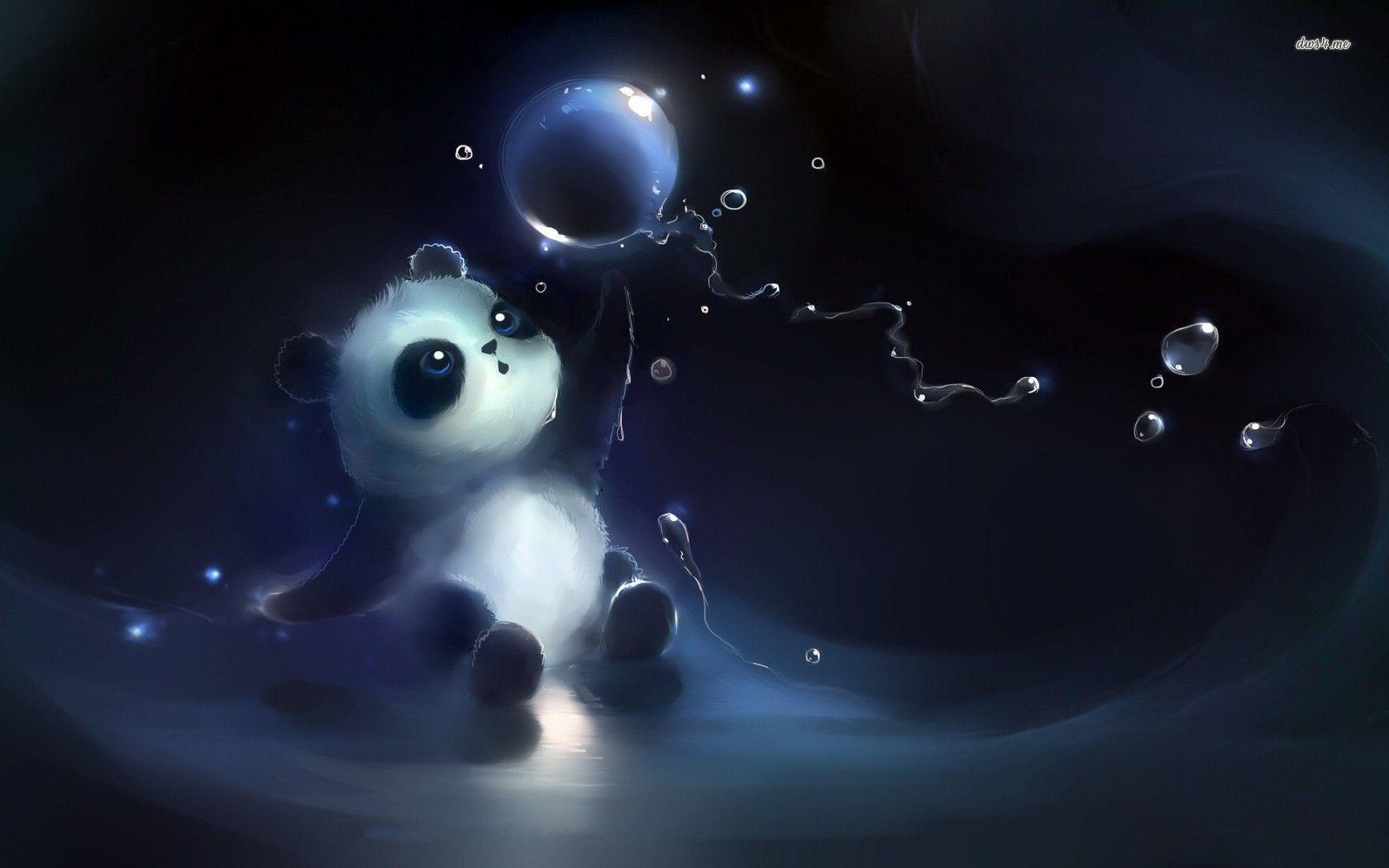 background wallpaper panda - photo #8
