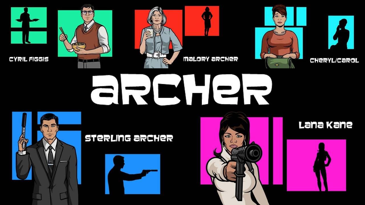 sterling archer wallpapers wallpaper cave