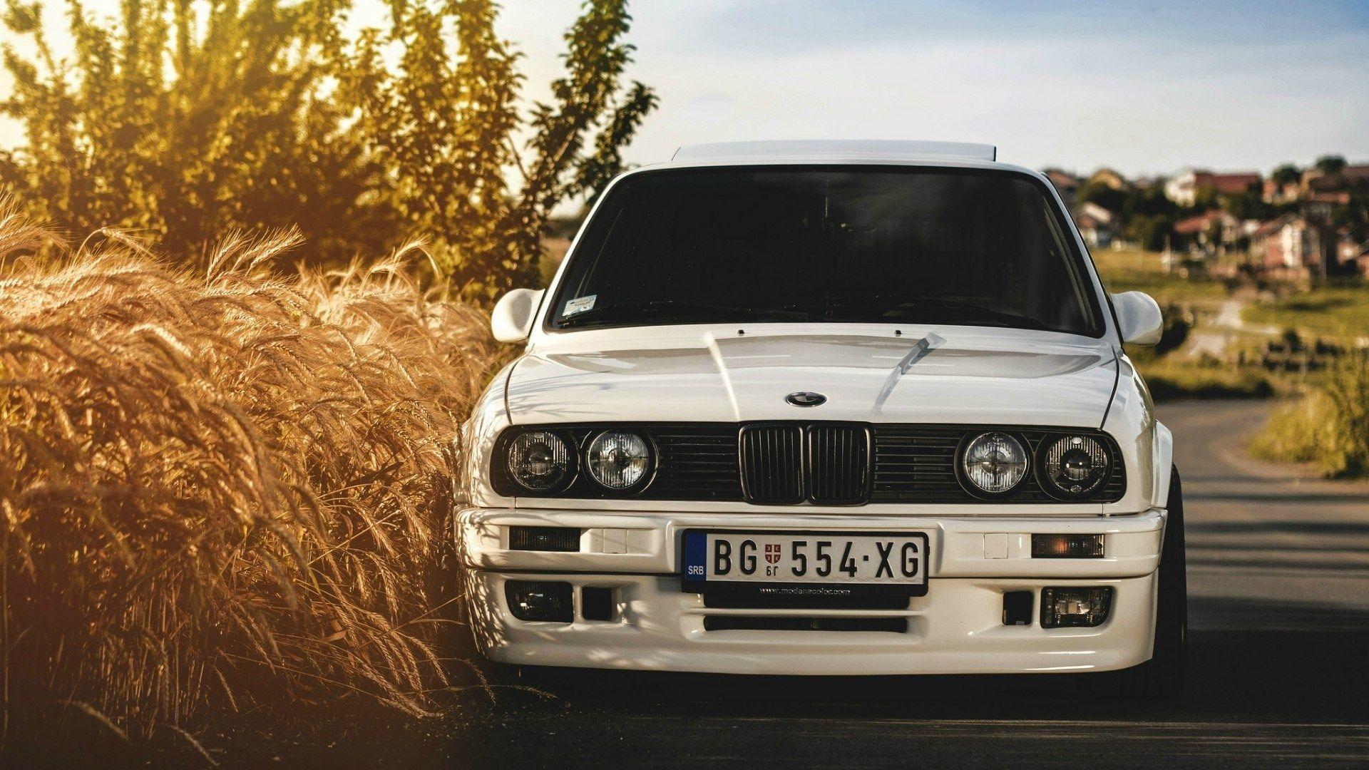 Bmw M3 Hd Wallpaper: BMW E30 Wallpapers