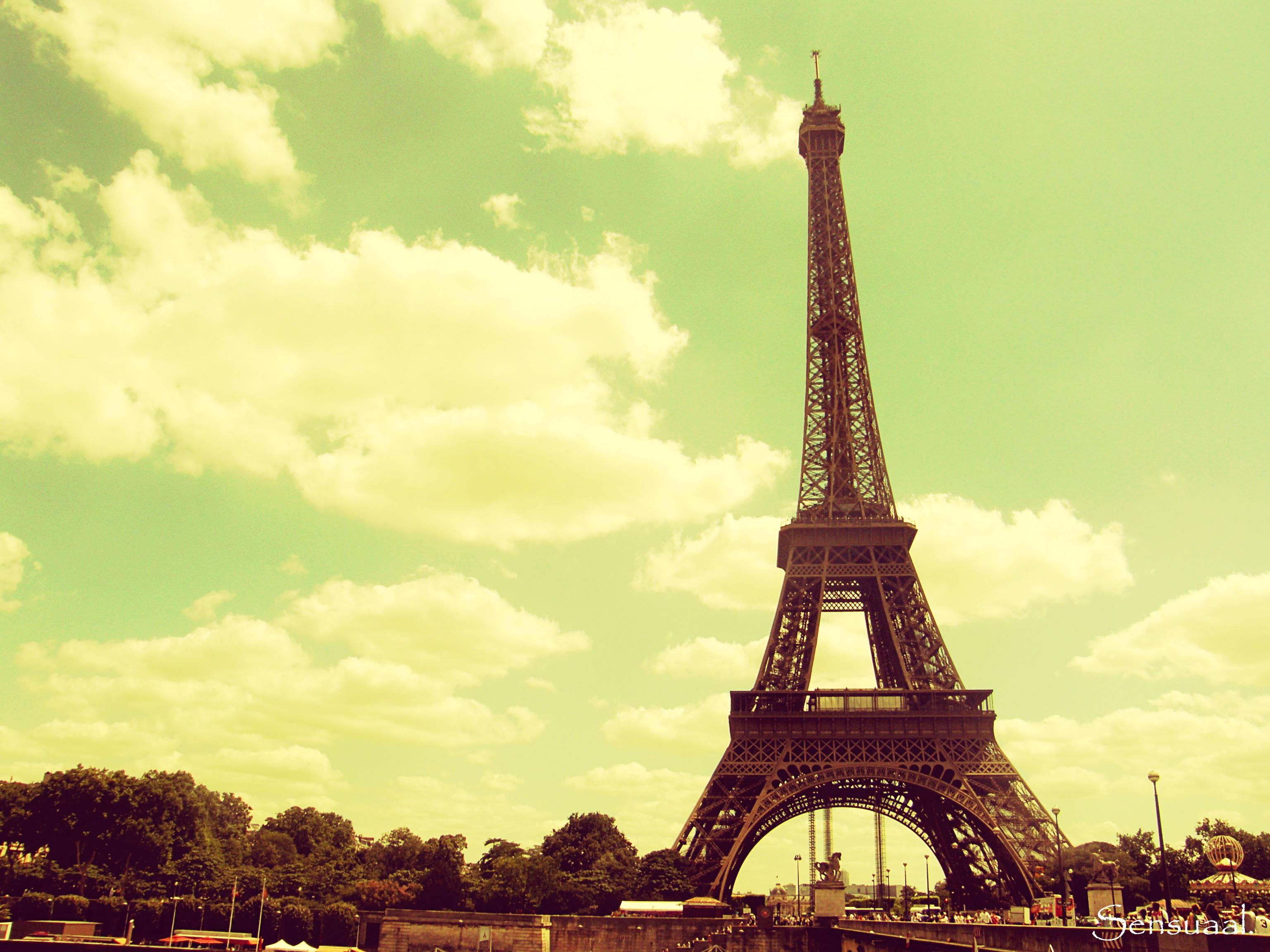 Hd wallpaper eiffel tower - Eiffel Tower Wallpaper Free Download Walljpeg Com