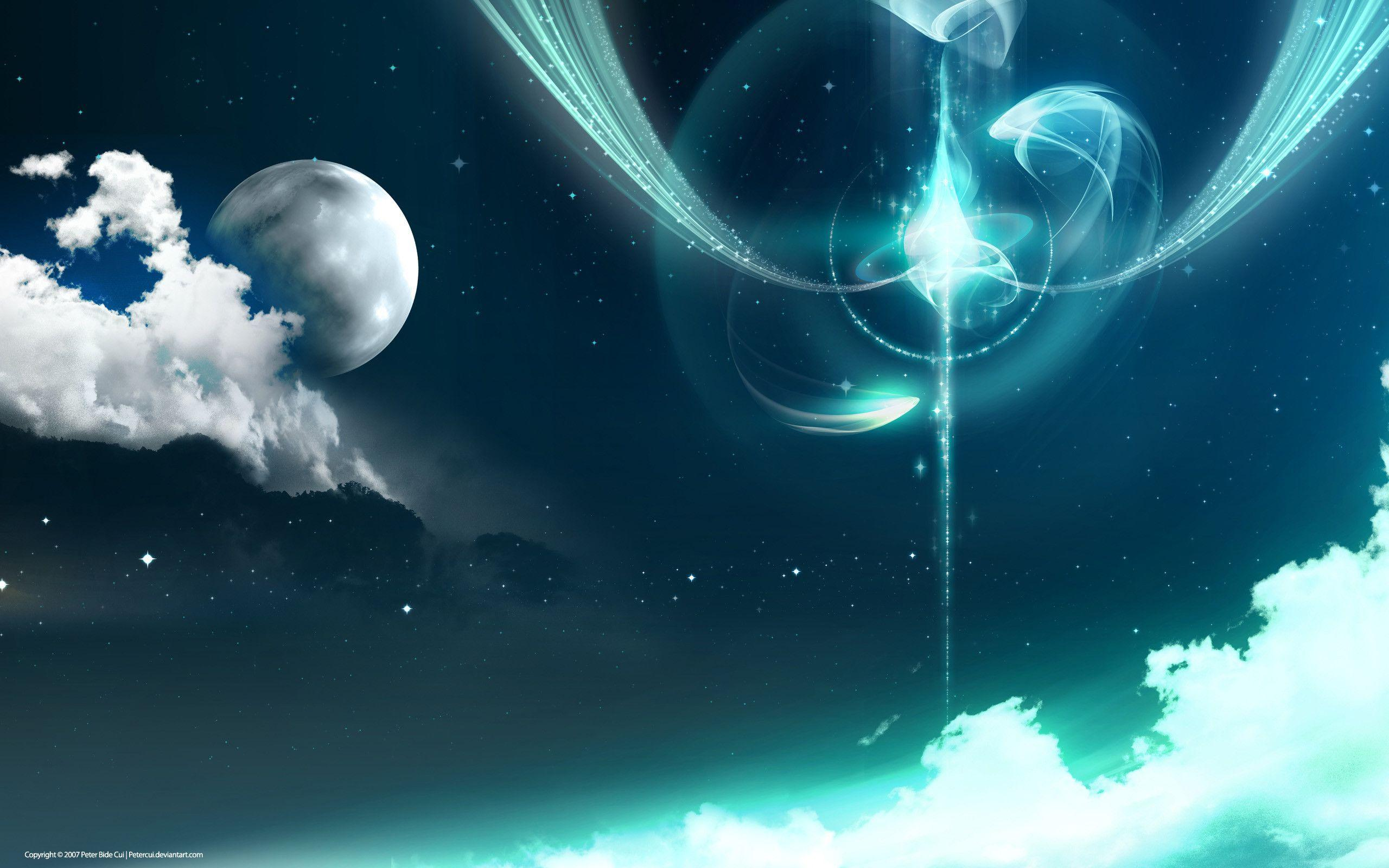 cool space backgrounds - photo #25