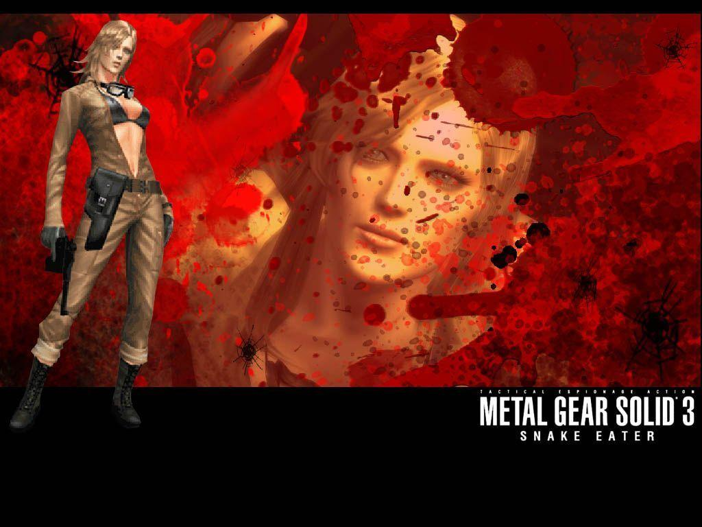mgs 3 wallpapers wallpaper cave