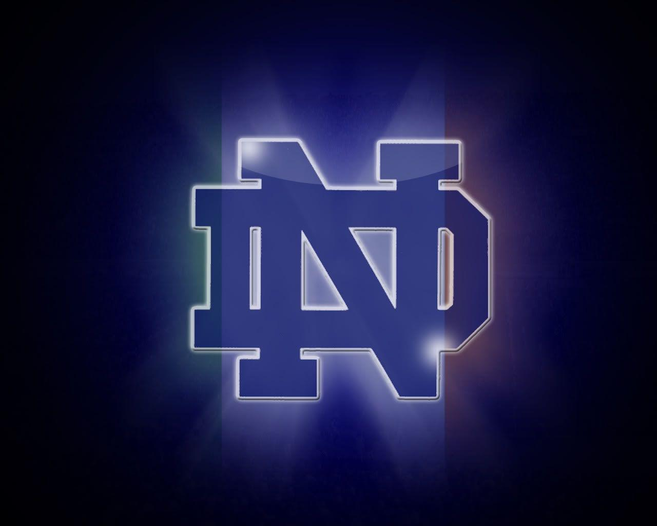 Notre dame wallpapers wallpaper cave - Notre dame football wallpaper ...