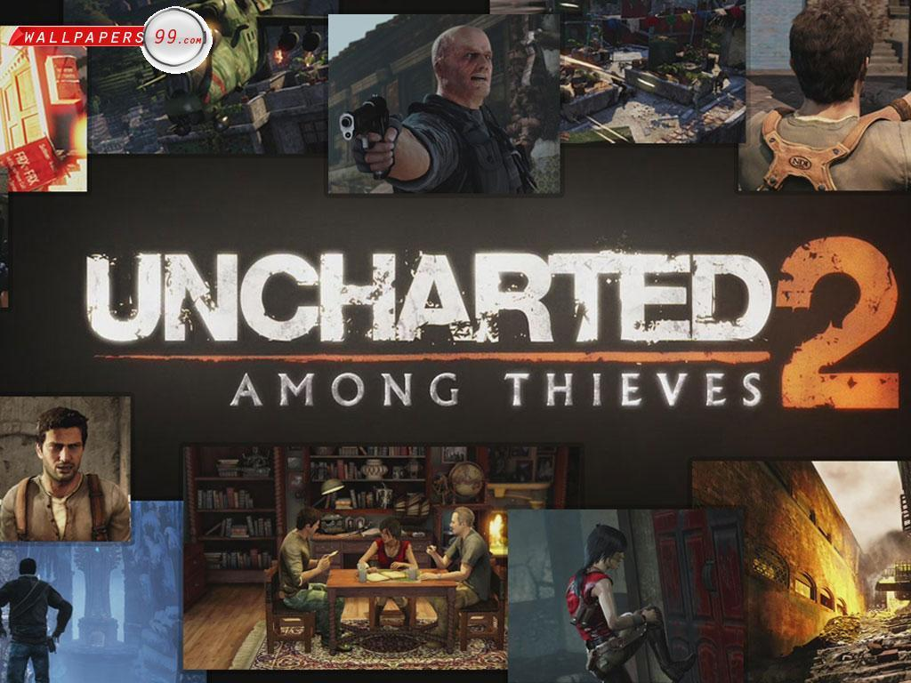 Uncharted 2 Among Thieves Wallpapers Picture Image 1024x768 17362