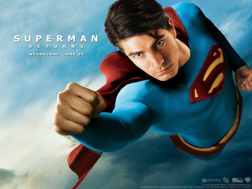 Superman (Christopher Reeves) vs Superman (Brandon Routh ...