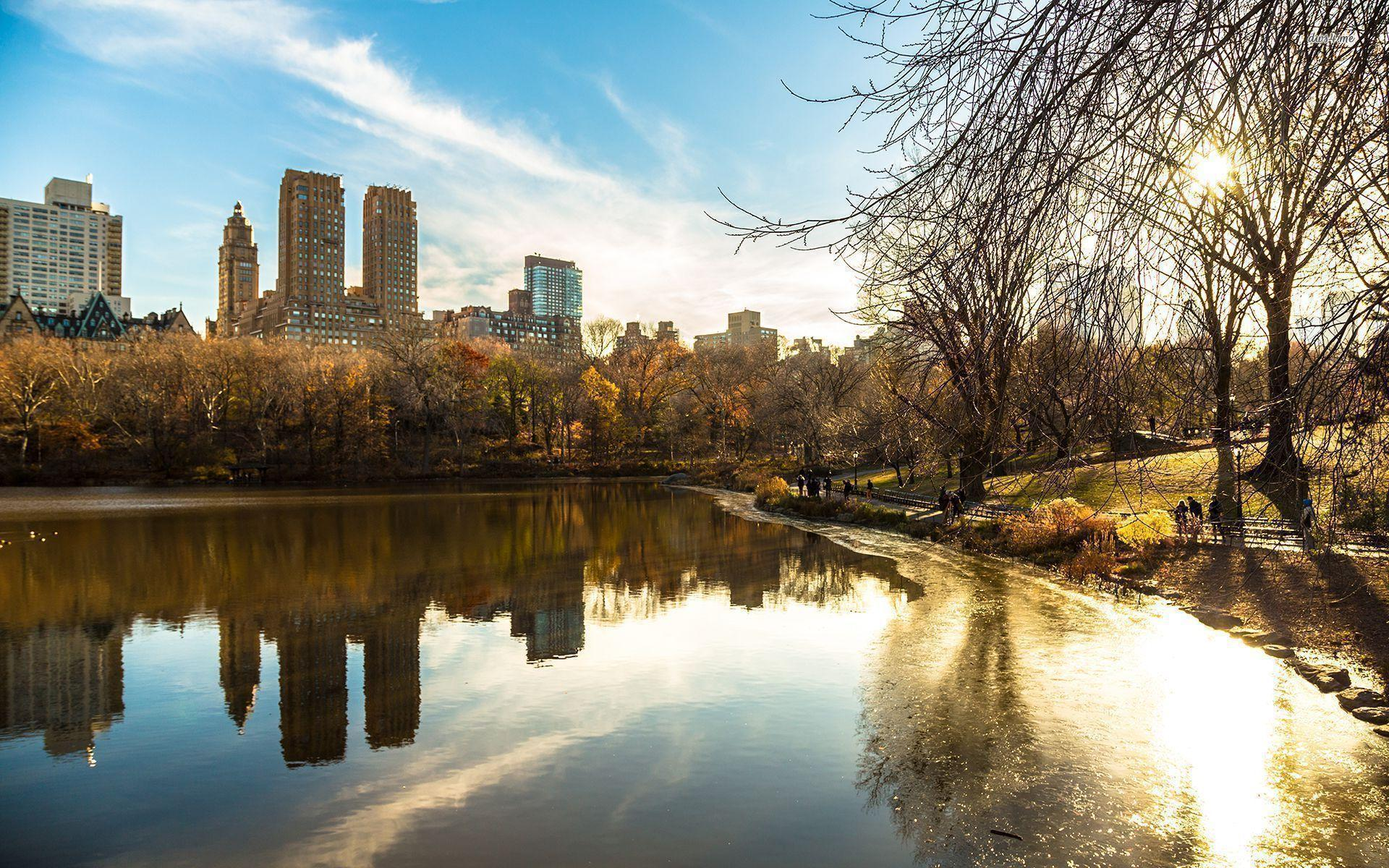 Autumn Central Park New York Wallpapers - Wallpaper Cave  |Autumn Central Park Screensavers