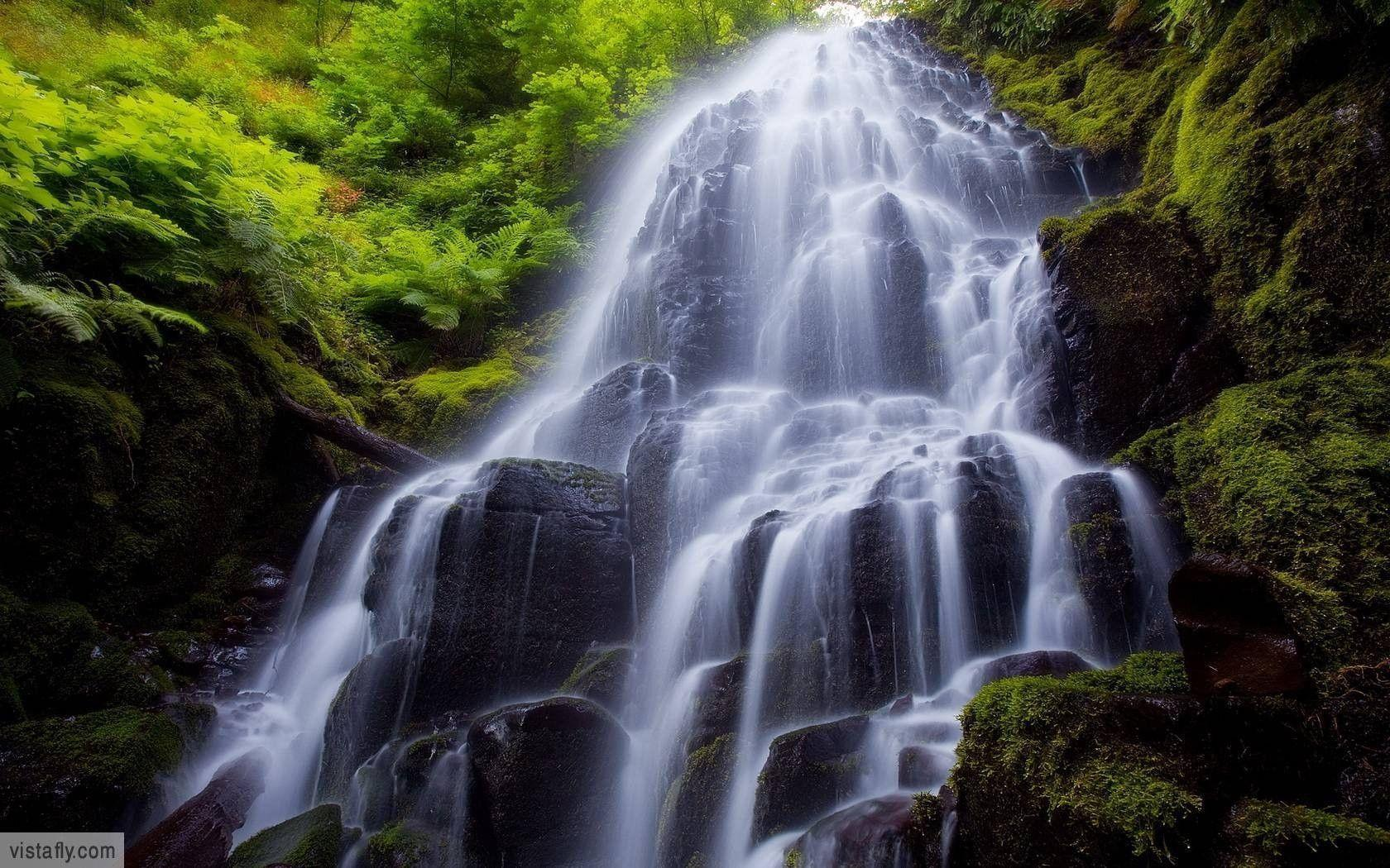 Beautiful Waterfall Wallpapers