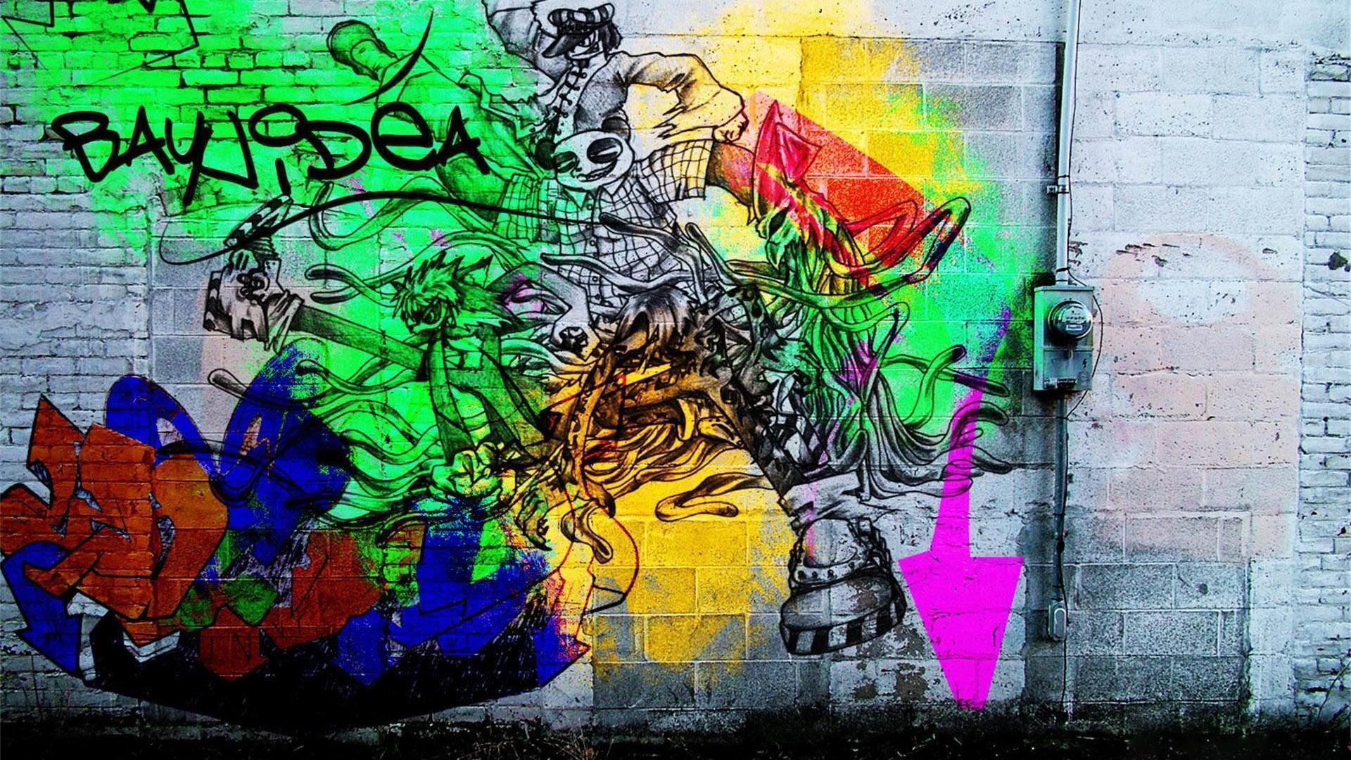 graffiti wallpaper skull hd - photo #29