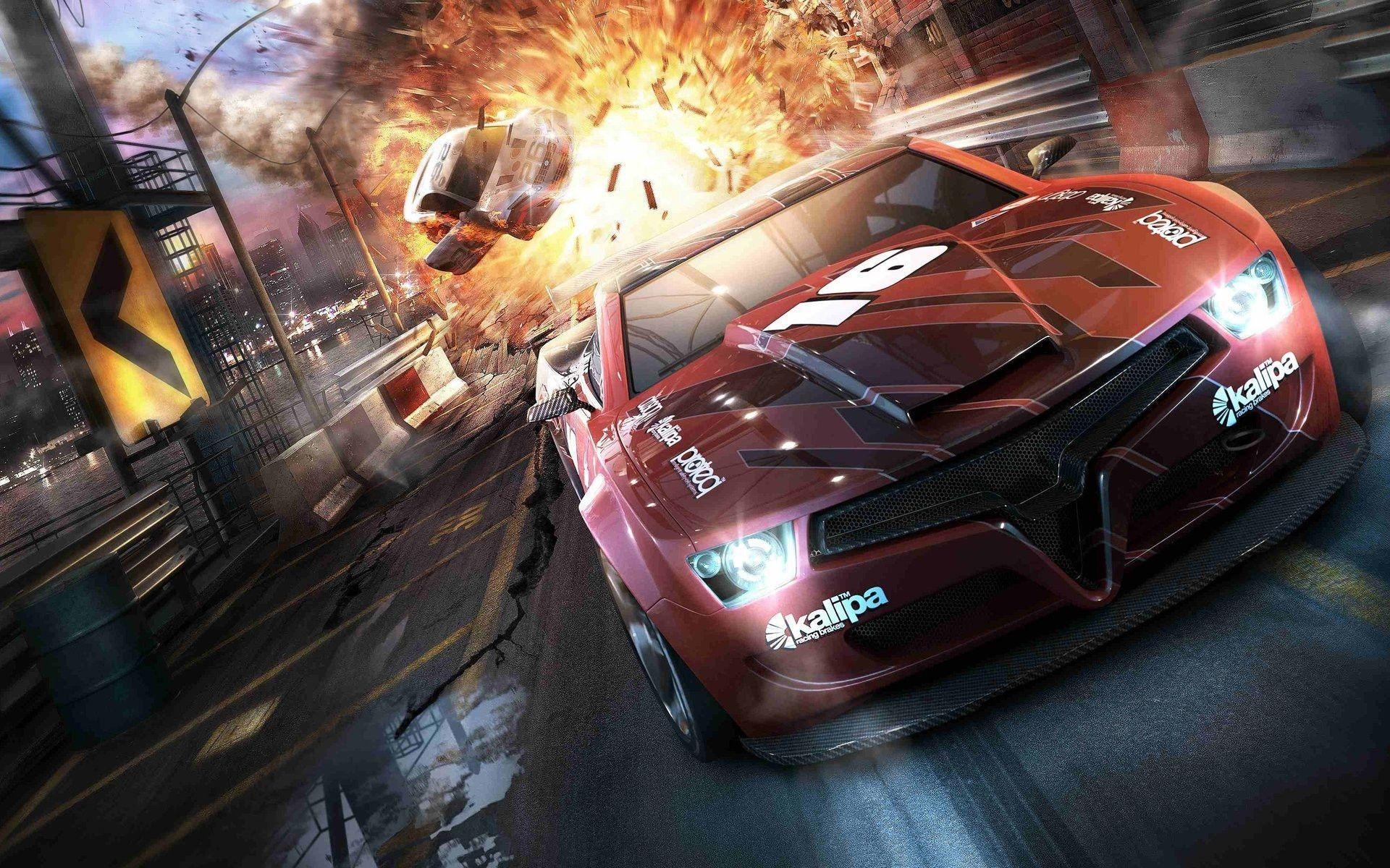 Need for Speed Chevrolet HD Widescreen Desktop Wallpaper   HD ...