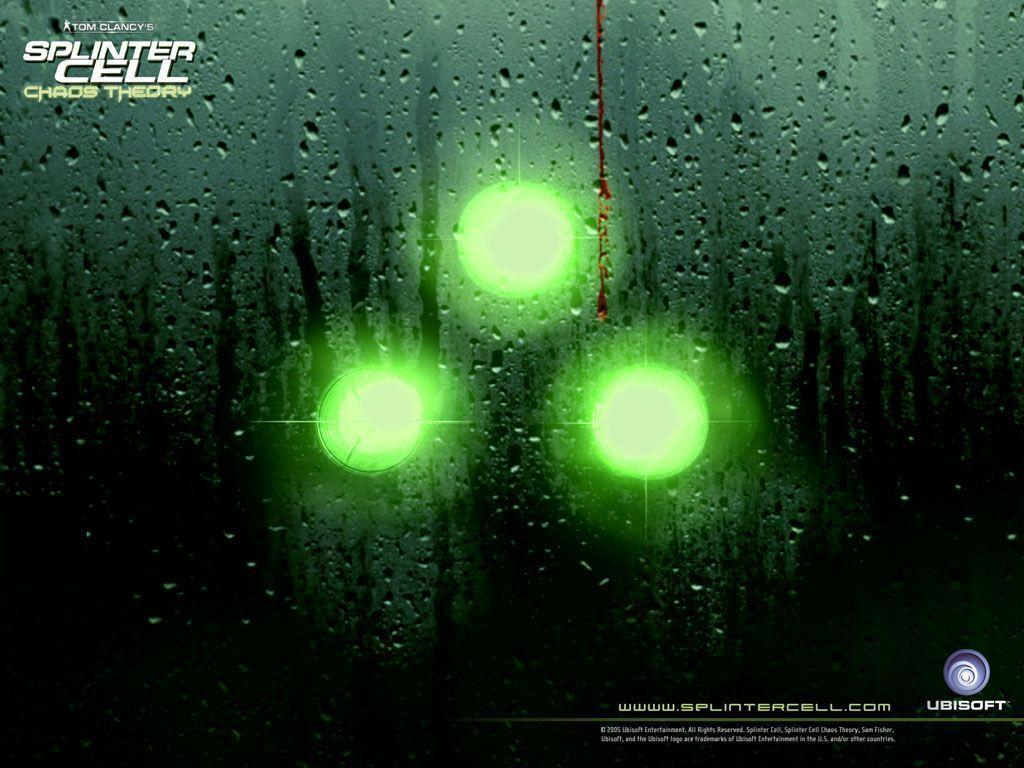M Theory Wallpaper Splinter Cell Chaos Th...