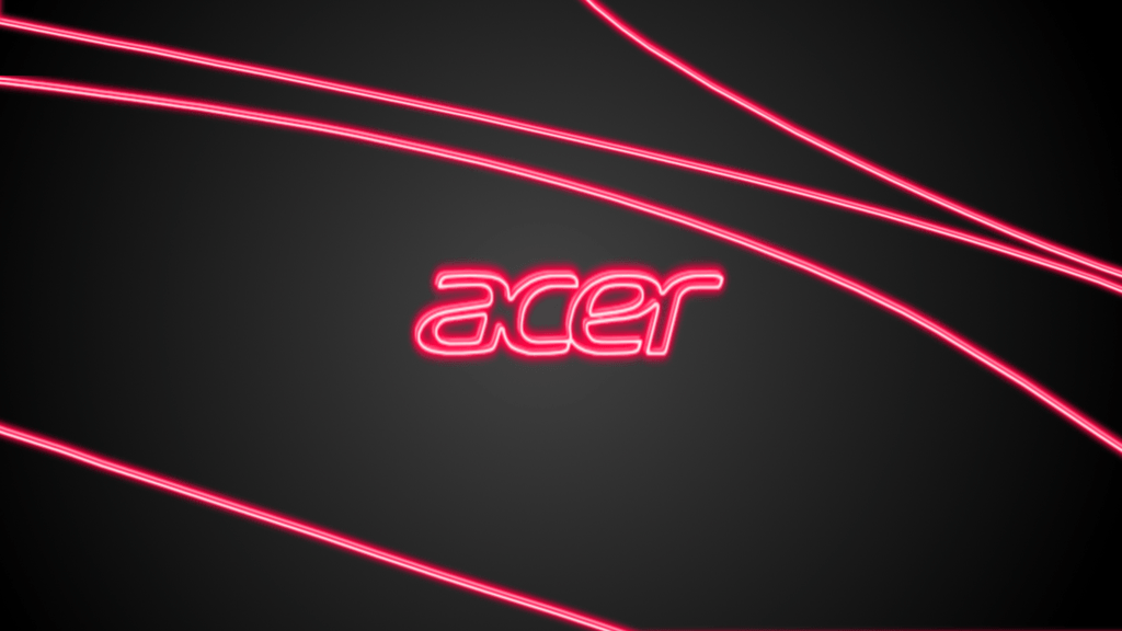 acer wallpapers style Neon by BelkacemRezgui